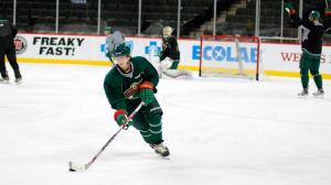 Image obtained from: https://www.nhl.com/wild/news/natalie-darwitz-practice/c-284773188
